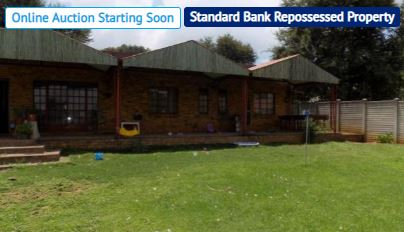 Standard Bank Property Repossessions