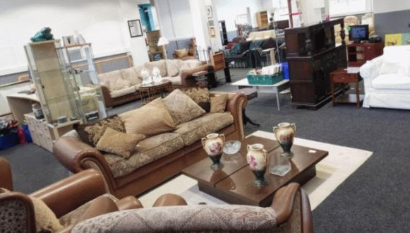 Household contents for sale at auction