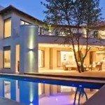 Expensive house in Sandhurst, Johannesburg